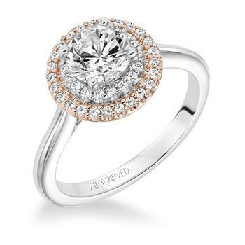Tmx 1425587205530 Artcarved   Morgan Engagement Ring Modesto wedding jewelry