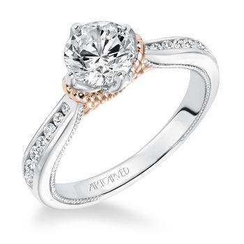 Tmx 1425587208549 Artcarved   Posey Engagement Ring Modesto wedding jewelry