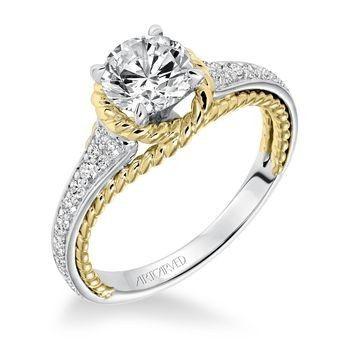 Tmx 1425587220526 Artcarved   Seana Engagement Ring Modesto wedding jewelry