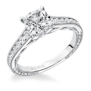 Tmx 1425587223531 Artcarved   Tilda Engagement Ring Modesto wedding jewelry
