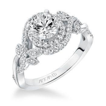 Tmx 1425587236570 Artcarved   Zara Engagement Ring Modesto wedding jewelry