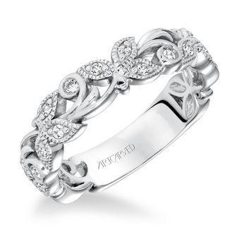 Tmx 1425587239551 Artcarved Diamond Band Modesto wedding jewelry