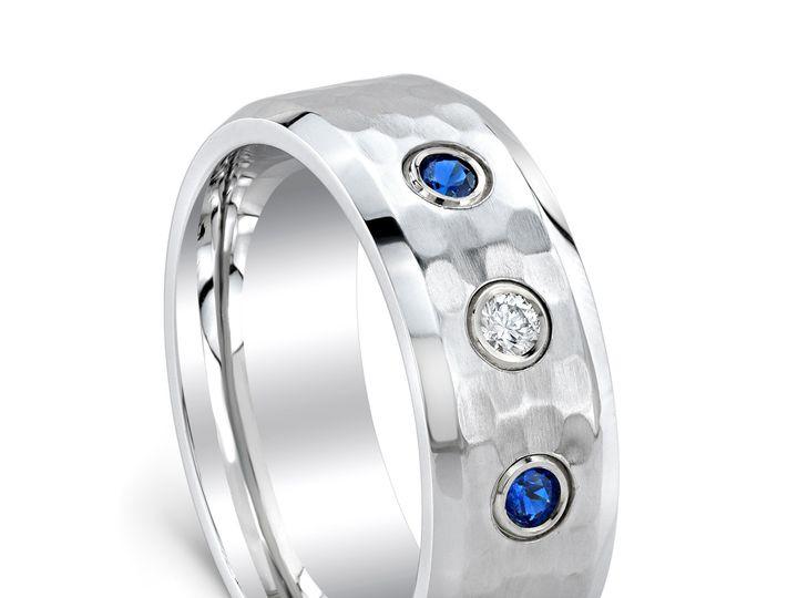 Tmx 1470337947760 Yates062515ring16standingup Modesto wedding jewelry