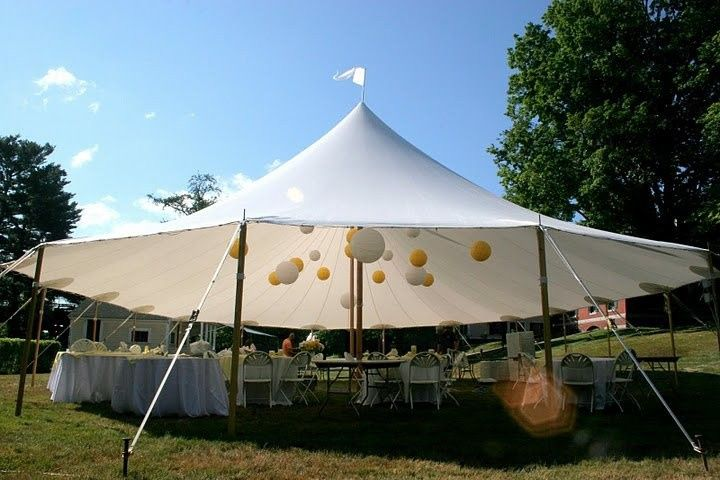 Exeter Event and Tent
