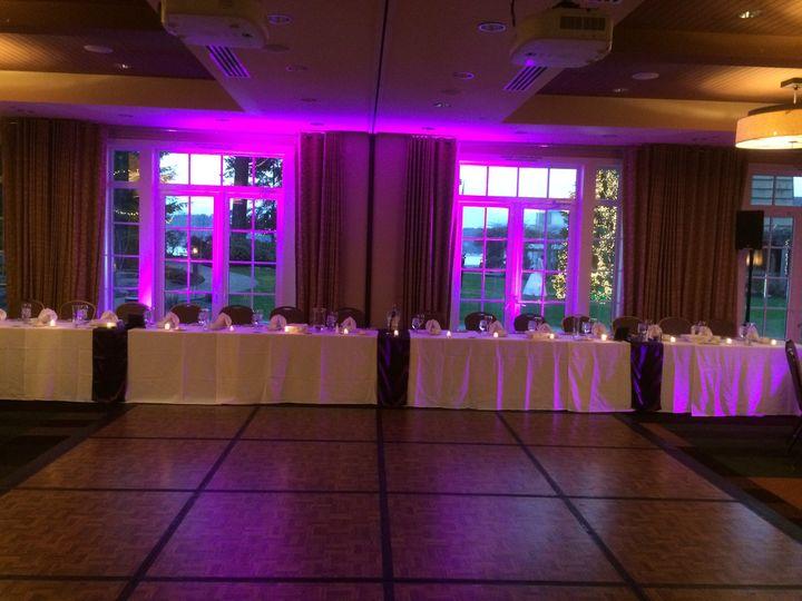 Tmx 1465496162541 Alderbrook Headtable Up Lighting Olympia, WA wedding dj