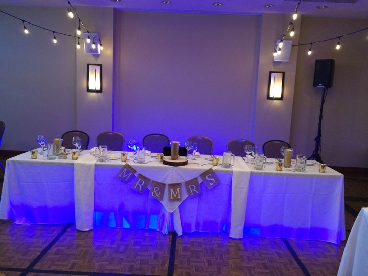 Tmx 1467324128006 Alderbrook Head Table Lighting Olympia, WA wedding dj
