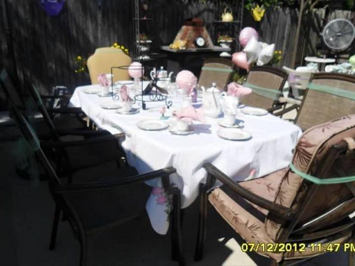 Tmx 1351100223729 Tabledisplay.jpg2 Bloomfield wedding planner