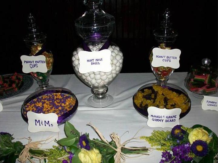 Tmx 1351102450730 Nunziantecandytable3 Bloomfield wedding planner