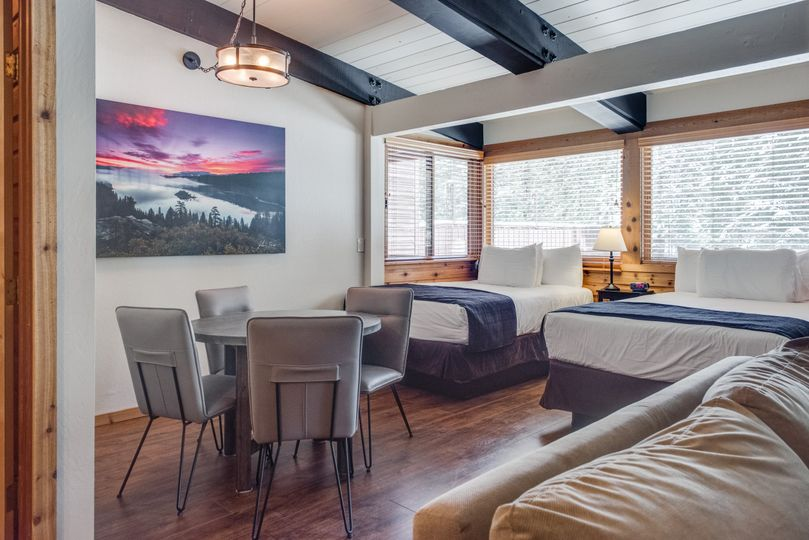 Wide range of room options