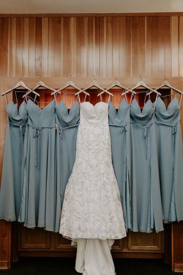 Big pine bridal suite