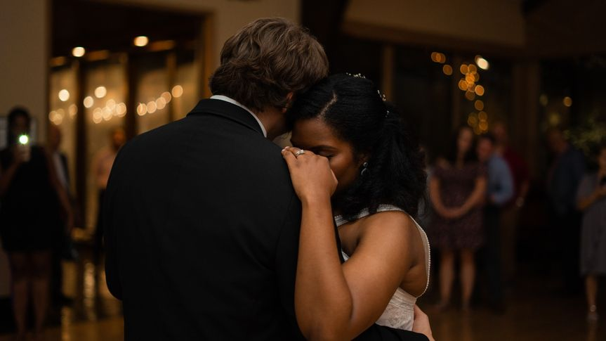 First dance - Melchy Hill Photography