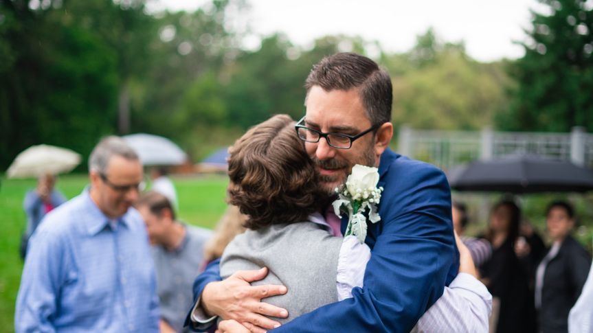 Emotional moments - Melchy Hill Photography