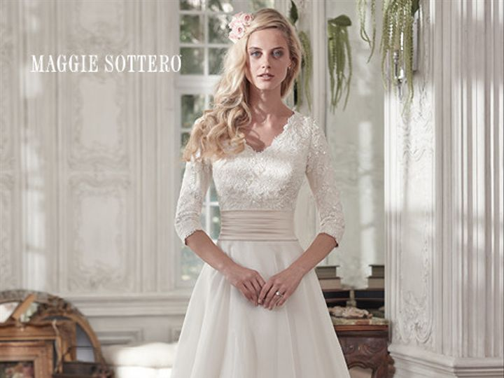 Tmx 1449315618814 6ms289 Brentleigh Sterling Heights wedding dress