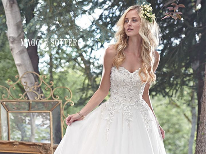 Tmx 1449315692854 6mw236 Cameron Sterling Heights wedding dress