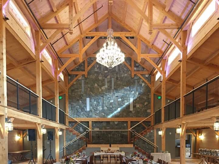 Tmx Inside Barn 51 561662 1572439172 Fryeburg, ME wedding venue