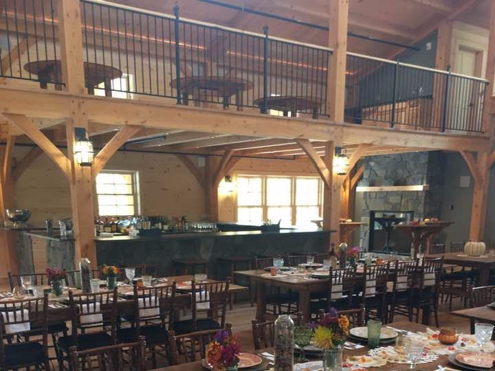 Tmx Table Settings In Barn 51 561662 1572439201 Fryeburg, ME wedding venue