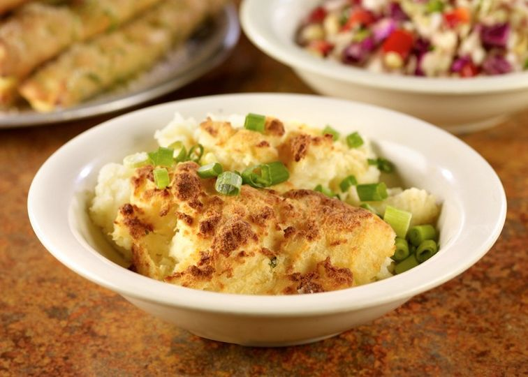 Famous mashed potatoes
