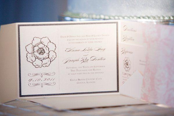 Tmx 1291316265774 333E0116 Geneva, Illinois wedding invitation