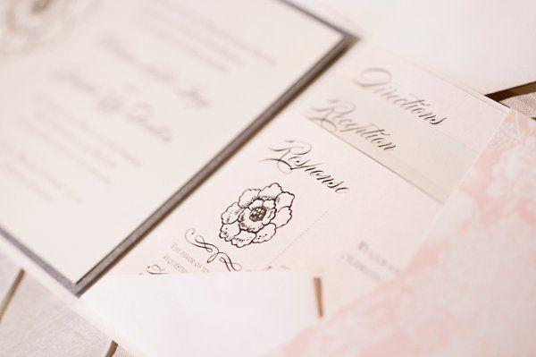 Tmx 1291316606961 333E0126 Geneva, Illinois wedding invitation