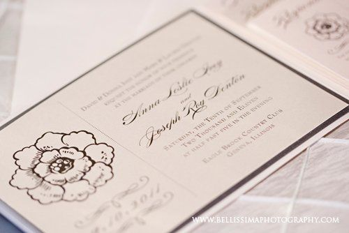 Tmx 1291318060149 333E0125 Geneva, Illinois wedding invitation