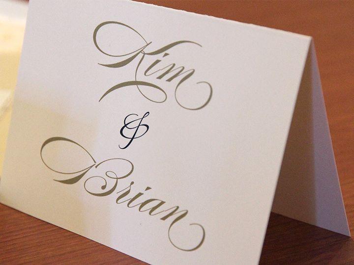 Tmx 1426283167278 10flower Thankyou Geneva, Illinois wedding invitation