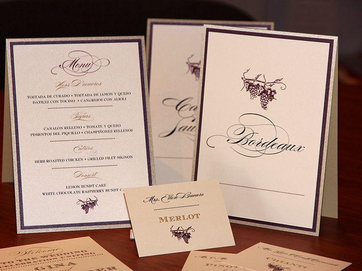 Tmx 1426283213916 Table Numbers Copy Geneva, Illinois wedding invitation
