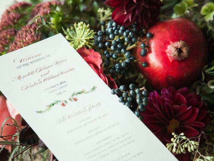 Tmx 1426283474549 00756 Nv Geneva, Illinois wedding invitation