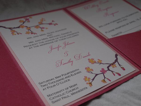 Tmx 1327009839719 P2218895 Somerset wedding invitation