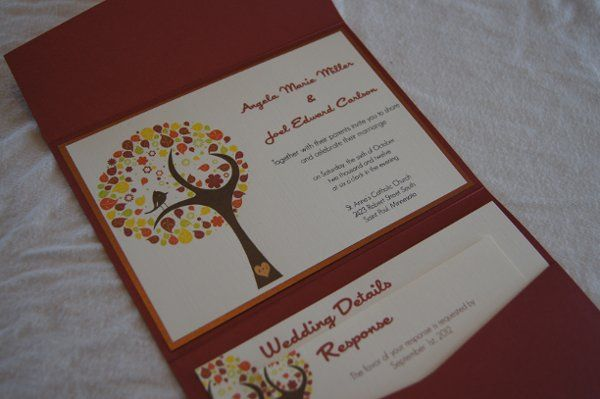 Tmx 1327009955972 DSC01687 Somerset wedding invitation