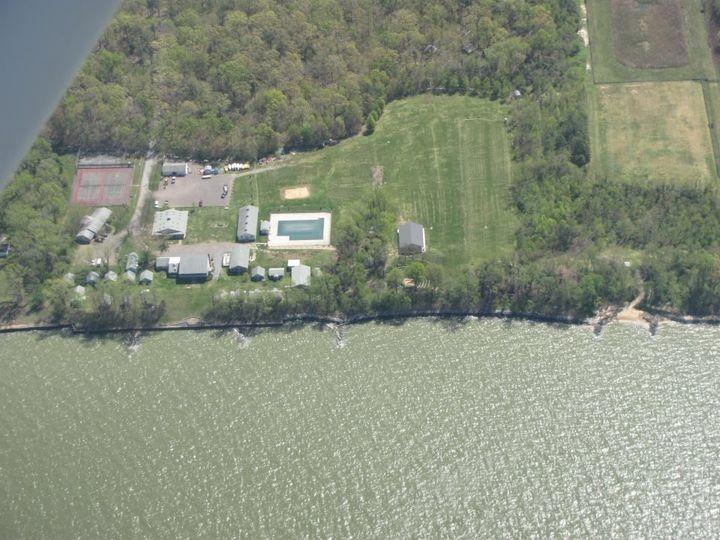 Camp Wright Venue Stevensville Md Weddingwire