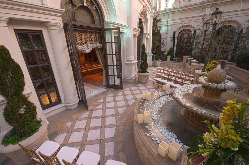 The Venetian Palazzo Hotel Weddings Venue Las Vegas Nv Weddingwire
