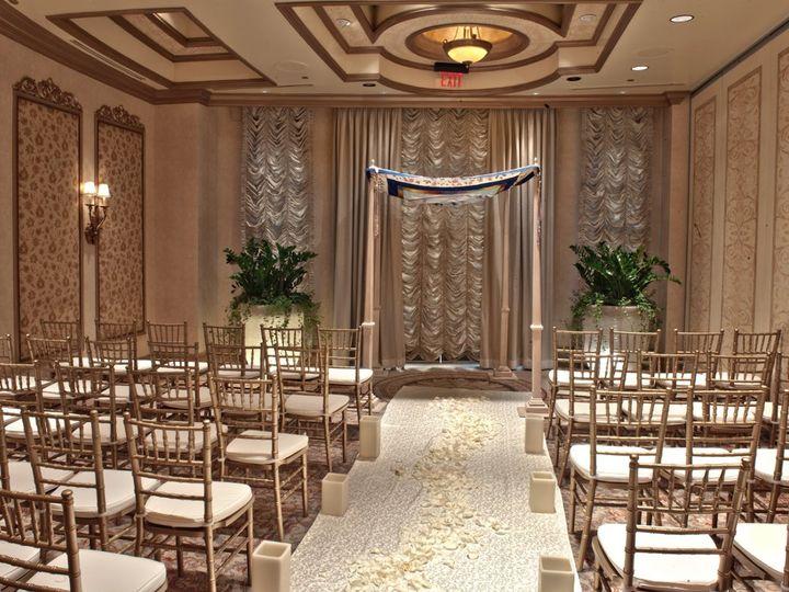 Tmx 1342564492929 HuppaClosedWindow Las Vegas wedding venue