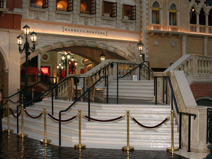 Tmx 1342983239625 BridesEntrancetoBridge Las Vegas wedding venue