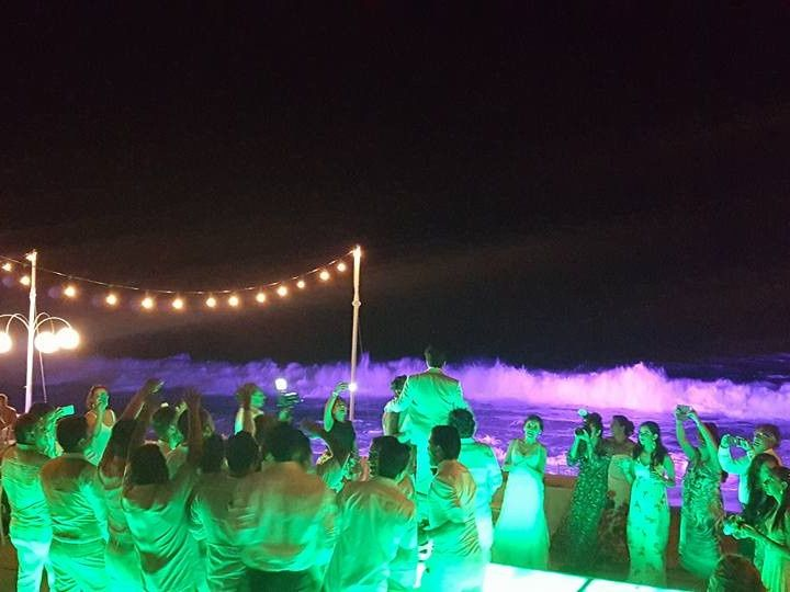 Tmx 1487353080480 Fiesta En Playa Proyecto Winners Puerto Vallarta, Mexico wedding dj