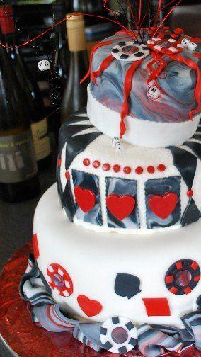 Tmx 1267848599149 Vegas1 McMinnville wedding cake