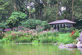 Ladies Pavilion, Central Park