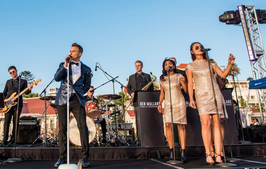 Ben Mallare Events & Entertainment