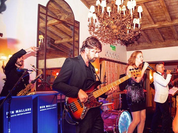 Tmx 1482284310585 Band 8.27.16 Santa Barbara Los Angeles wedding band