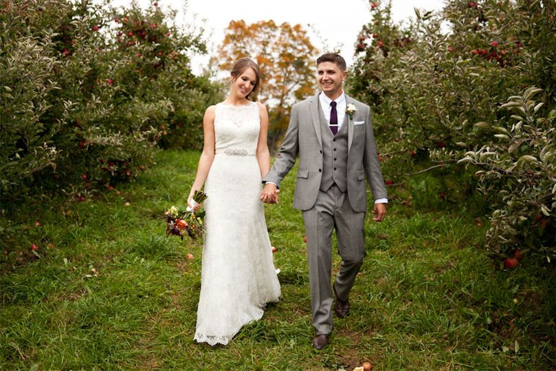 Quonquont Farm Wedding