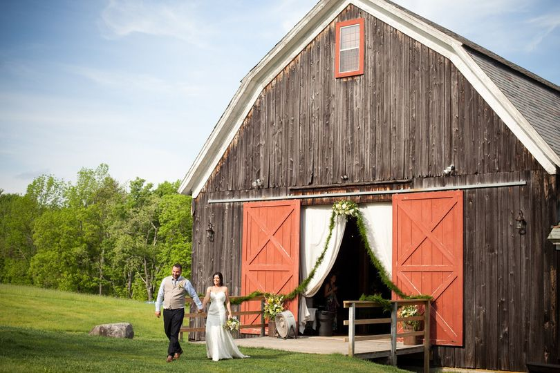 Bliss Farm Wedding Granville Ma