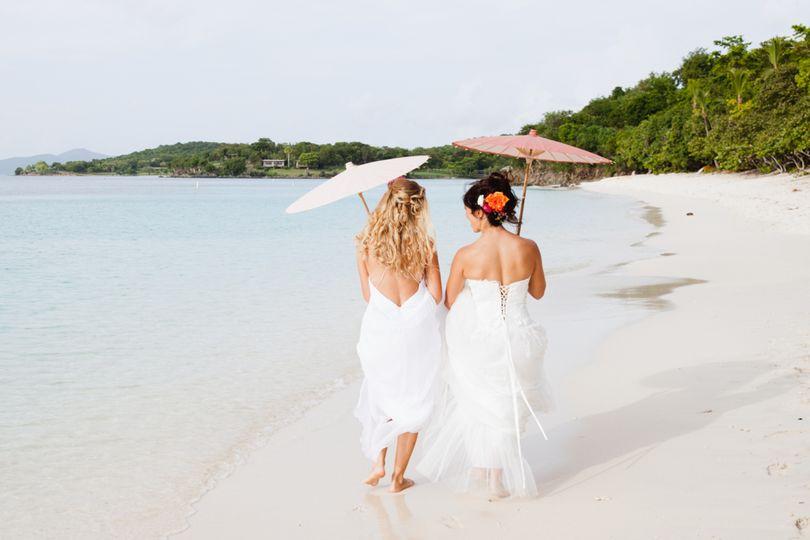 Virgin Islands Styled Shoot