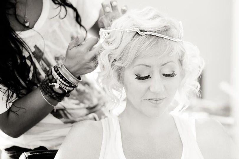 Marissa Molnar Hairstyling