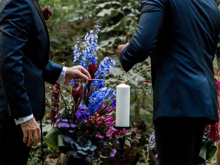 Tmx Ken Maurice Wedding 0548 51 668662 Winston Salem, NC wedding florist