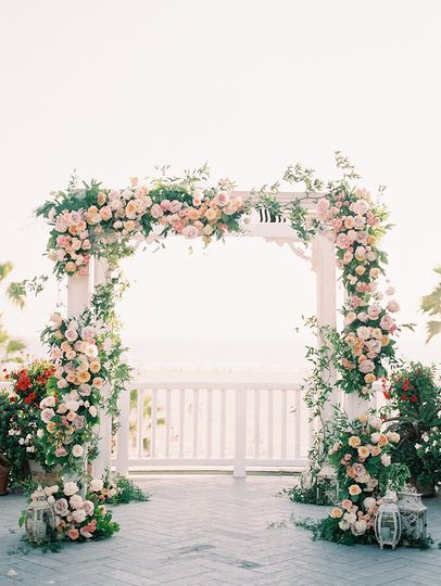 Floral canopy