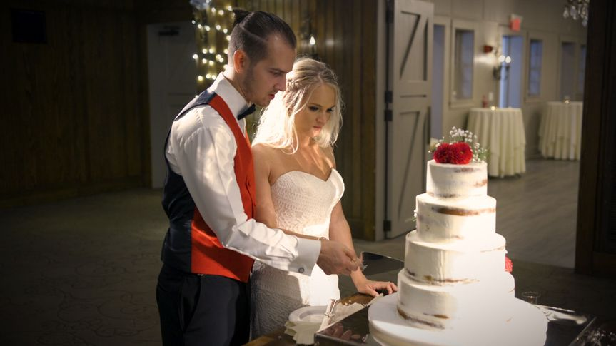 Acquainted Wedding Productions: at Normandy Farm