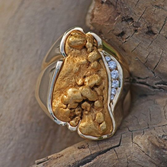 At Gold Rush Fine Jewelry, our philosophy is very simple: offer high quality, fine jewelry that is...