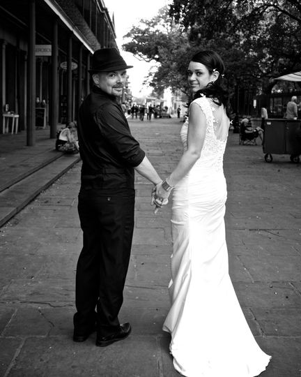 Eloped in New Orleans