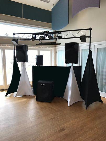 DJ Johnny Rich Setup