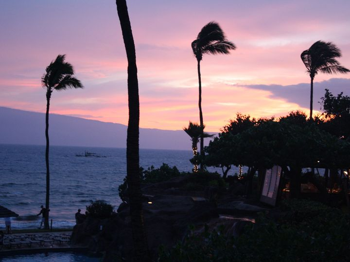 Tmx 1446152773415 Sunset Maui 3 Suffern wedding travel