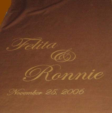 Felita and Ron